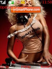 DJ Benzina Hot es el tema de pantalla