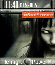 Angel of Darkness theme screenshot