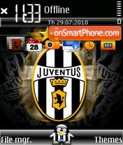 Juventus fc 02 es el tema de pantalla