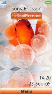 Aquarium Life es el tema de pantalla