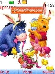 Pooh 05 es el tema de pantalla