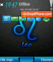 Leo 11 es el tema de pantalla