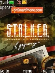 Stalker theme screenshot