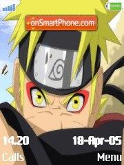 Naruto Sennin [1] es el tema de pantalla