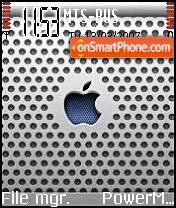 Apple 2 es el tema de pantalla
