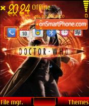 Dr who 01 tema screenshot