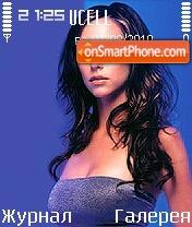 Jennifer Love Hewitt es el tema de pantalla