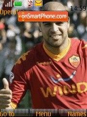 Adriaono AS Roma es el tema de pantalla