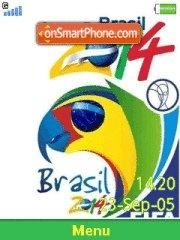 Fifa 2014 Brasil es el tema de pantalla