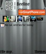 Curtain V2 theme screenshot