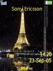 Paris 12 es el tema de pantalla
