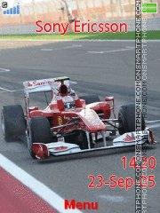 Fernando Alonso 2010 es el tema de pantalla
