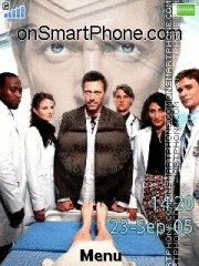 Dr House 03 es el tema de pantalla