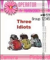 Three Idiots es el tema de pantalla