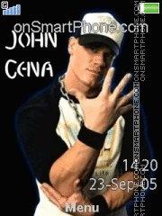 John Cena 10 es el tema de pantalla