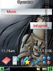Naruto V2 es el tema de pantalla
