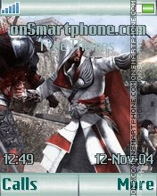 Assassins Creed Brotherhood K550 es el tema de pantalla