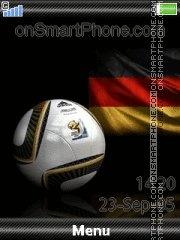 Fifa Germany es el tema de pantalla