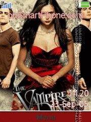 The Vampire Diaries 02 es el tema de pantalla