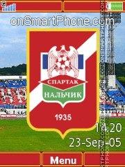 PFC Spartak Nalchick Yari es el tema de pantalla