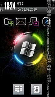 XP 2012 theme screenshot