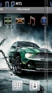 Nfs With Tone 09 es el tema de pantalla