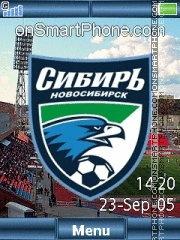 FC Sibir C902 es el tema de pantalla
