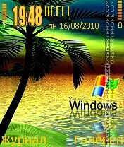 Windows XP001 es el tema de pantalla