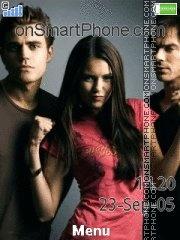 Vampire Diaries 05 es el tema de pantalla