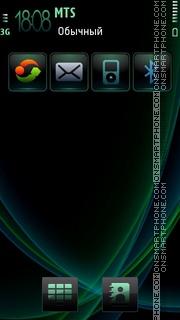 Ultimate tema screenshot