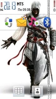 Assassins Creed 08 es el tema de pantalla