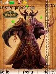 World Of WarCraft 07 theme screenshot