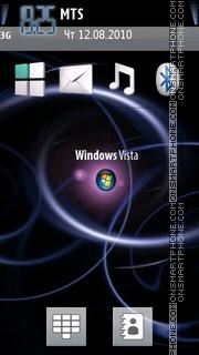 Vista 12 theme screenshot
