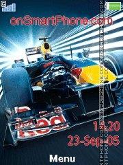 Red Bull Rb6 es el tema de pantalla