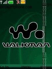Walkman 12 es el tema de pantalla