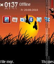 Sunshine DI es el tema de pantalla