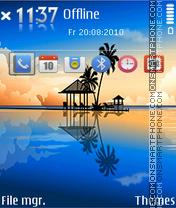 Holiday 02 es el tema de pantalla