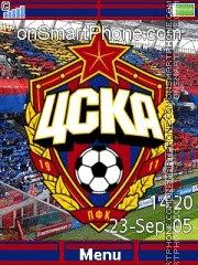 PFC CSKA C902 es el tema de pantalla