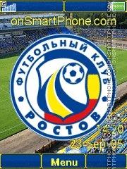 FC Rostov Yari es el tema de pantalla