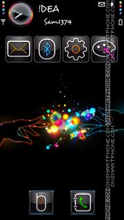 Magical Touch v5 theme screenshot