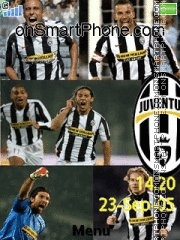 Juventus es el tema de pantalla