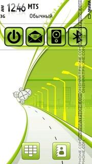 Green Road es el tema de pantalla