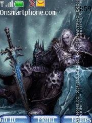 World of Warcraft 08 theme screenshot
