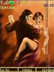 Tango tema screenshot