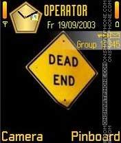 Dead End es el tema de pantalla