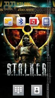 S.T.A.LK.E.R. - Shashadow of chernobyl theme screenshot