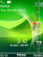 Windows 7 With Tone theme screenshot