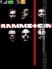 Rammstein tema screenshot