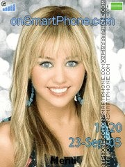 Hannah Montana 05 tema screenshot