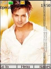 Vivek Oberoi theme screenshot